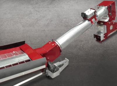 Optional Electric Hopper Rotate Kit